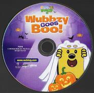 Wubbzy Goes Boo! DVD CD