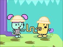 Wubbzy and daizy 45354