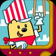 Wubbzy's Train Adventure App Icon