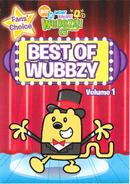 Best of Wubbzy Volume 1 DVD Artwork (Front)