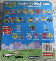 WKK 2009 - Package 8, Back