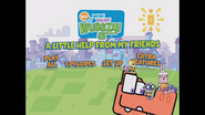 A Little Help From My Friends Main Menu 5