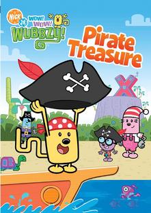 Pirate Treasure DVD