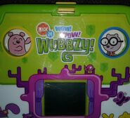 Wubbzy's Bilingual Treehouse Laptop - Inside, Windows Showing Tiny and Walden