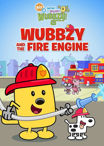 File:Wow! Wow! Wubbzy! Wubbzy and the Fire Engine DVD cover.png