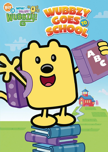 Wow! Wow! Wubbzy! Wubbzy Goes to School