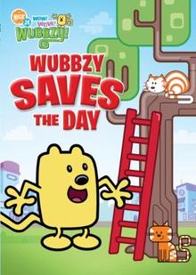 Wow! Wow! Wubbzy! Wubbzy Saves the Day DVD cover