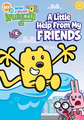 Wow! Wow! Wubbzy! A Little Help from My Friends DVD cover.png