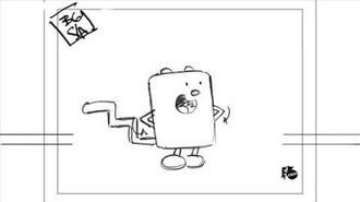 Wow! Wow! Wubbzy! - the Lost Episode (never completed)