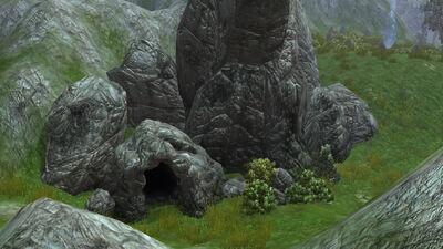 Rollarock Cave