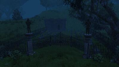 Methwyn Crypt