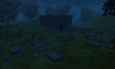 Meridian Crypt