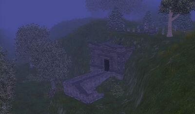 Hogarth Crypt