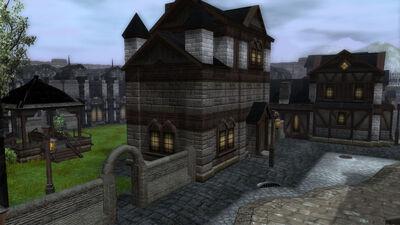 Torsten the Tightfists House