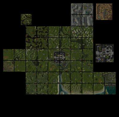 Wulverheim Main Map