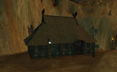 The Burly Tavern
