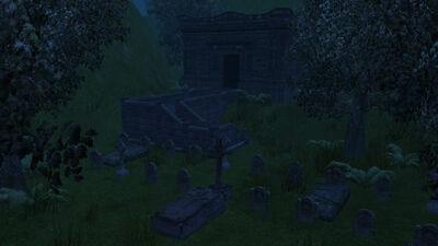 Pengarth Crypt