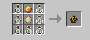 Magma slime egg