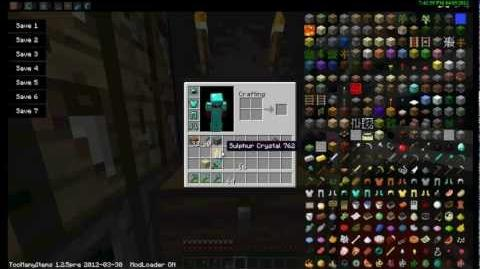 Minecraft Mod Review 01 The Peaceful Pack 1.2.5