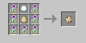 Snow golem egg