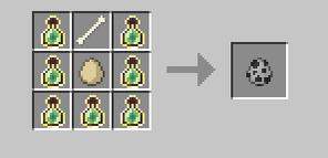 Skeleton egg