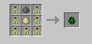 Creeper egg