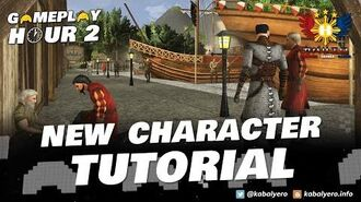 WURM ONLINE Gameplay (Hour 2) NEW CHARACTER & TUTORIAL ONCE AGAIN!