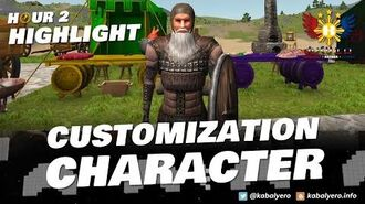 CHARACTER or FACE CUSTOMIZATION • WURM ONLINE Gameplay (Hour 2 Highlight)