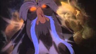 The Secret Of Nimh - Owl scene