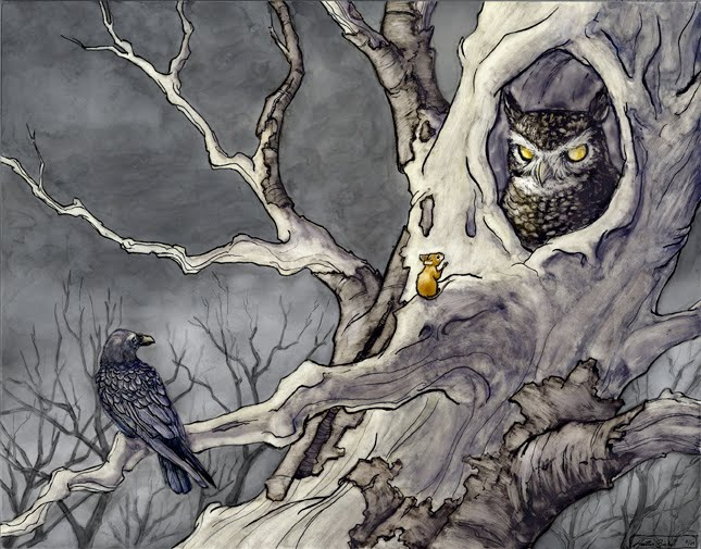 The Owl In The Mrs Frisby And The Rats Of Nimh Wvu Iep Wiki