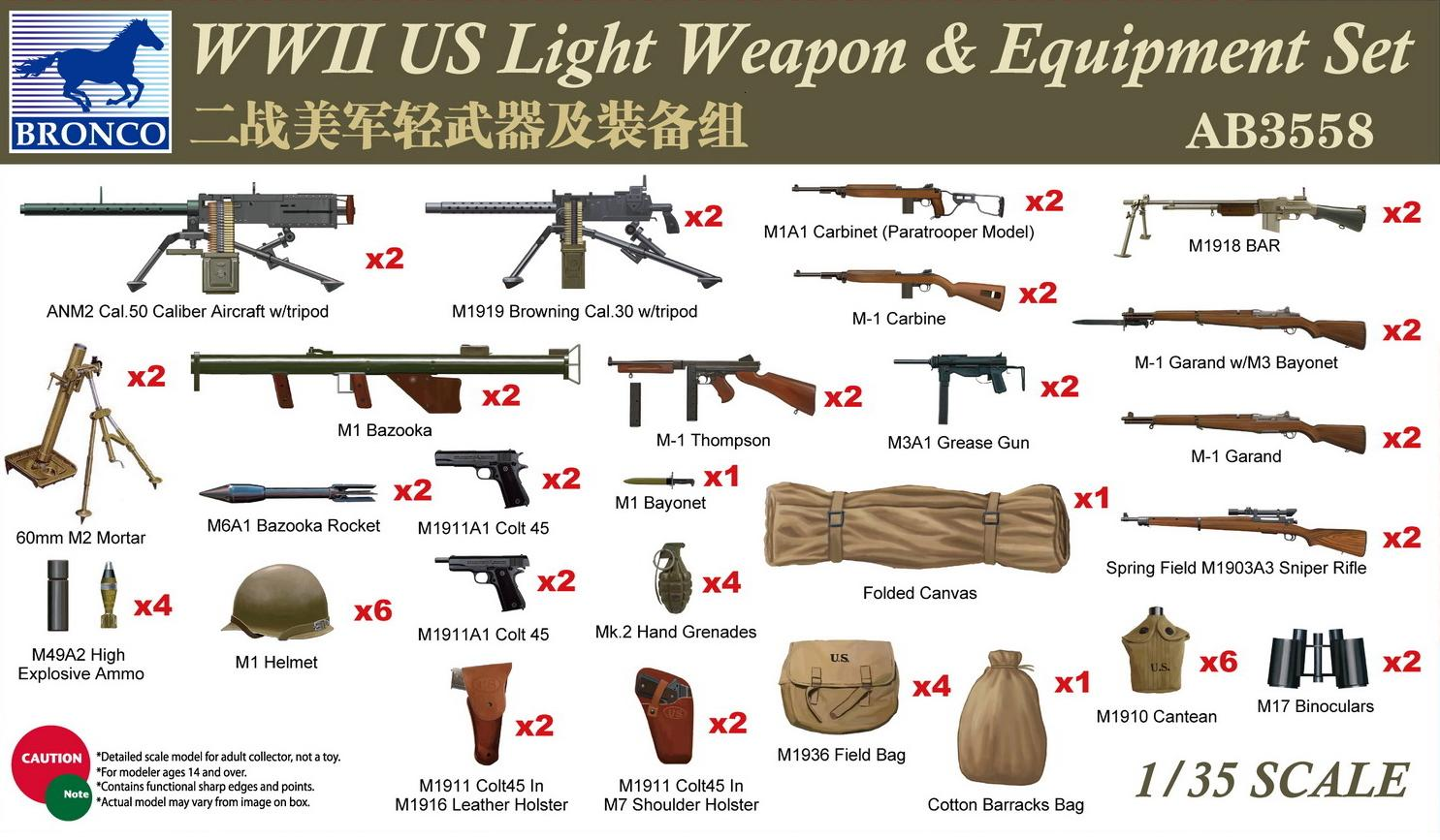 ally weaponry