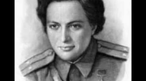 Lyudmila Pavlichenko-Soviet ww2 sniper hero