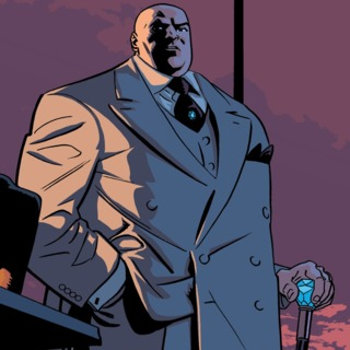 wilson fisk comics who�s who in comic book movies