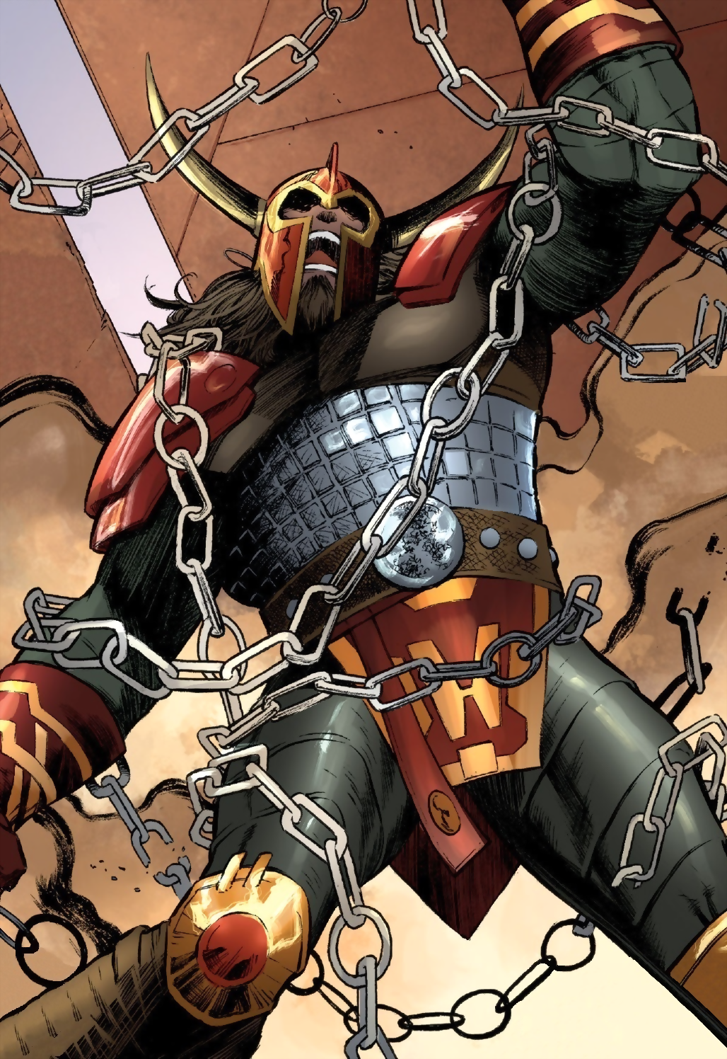 Heimdall (Comics) | Who's Who In Comic Book Movies Wikia | Fandom