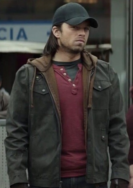 Bucky Boy from that Marvel movie where Tin man and Captain Anti-communism disagree about stuff Minecraft Skin