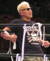 Yujiro Takahashi Bullet Club