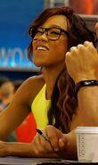 Alicia WrestleMania Axxess 2015