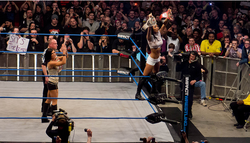 Gail Kim and Madison Rayne2012