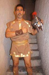 Demetrio gladiador