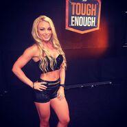 Amanda Saccomanno ToughEnough