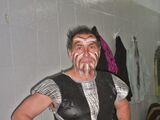 El Comandante Cebra