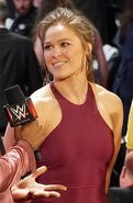 391px-Rousey HOF 2018 (cropped)