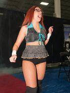 Veda Scott at Smash 2014