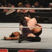 AJ's reign ends