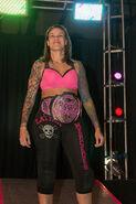 Mercedes Martinez as Femme Fatales champion