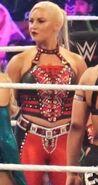 Dana Broooke WrestleMania 34 April 2018