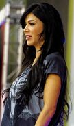 351px-Rosa Mendes At WrestleMania Axxess in March 2015