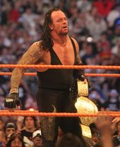 Undertaker WHC