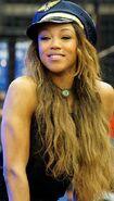 Alicia Fox WrestleMania 32 Axxess