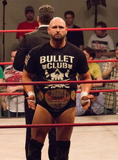 Karl Anderson at BCW East meets West